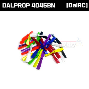 [DalRC] 한대분 DALPROP 4045BN Bullnose Props for mini 180급이상 FPV Racing
