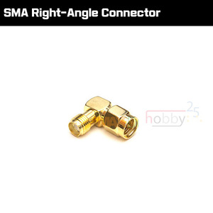 [어댑터] SMA Right Angle Connector [st66211]