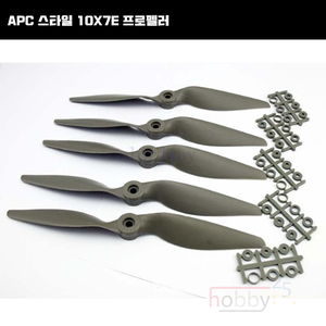 [플롭] APC스타일 10x7E  Electric airplane propeller prop [apc1007e]