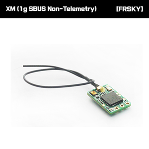 [수신기] XM (Mini SBUS Non-telemetry) [03022417]