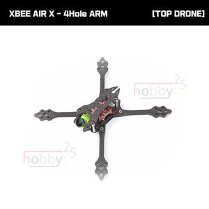 [Top Drone] XBEE AIR X - 4Hole ARM [AIR-X]