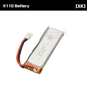 [XK] K110 Battery 2EA [K110-005]