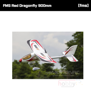 FMS Red Dragonfly 900mm EPO PNP (풀세트)  강력추천~