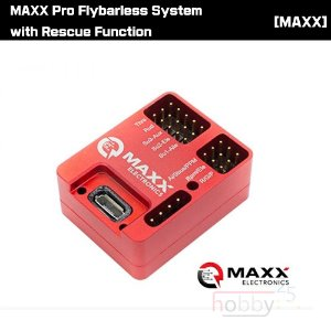 MXK-1001 MAXX Pro Flybarless System with Rescue Function [MXK-1001]