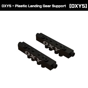 OSP-1406 OXY5 - Plastic Landing Gear Support